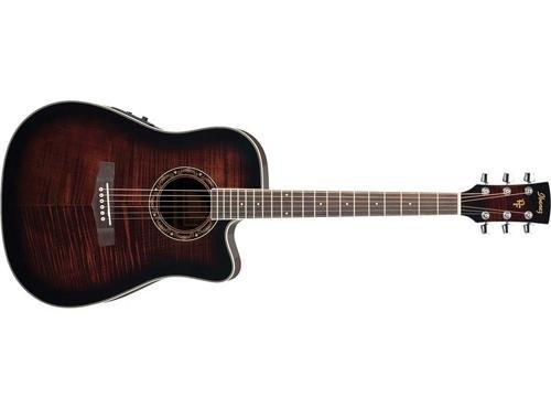 Used, Ibanez PF28ECE - Dark Violin Sunburst for sale  Delivered anywhere in USA