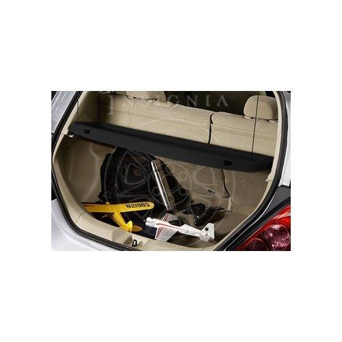 Genuine Nissan Accessories 79910-EM00A Black Hatchback Cargo Area Cover