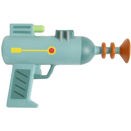 Rick and Morty Foam Costume Laser Gun