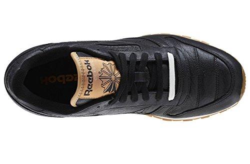 Reebok CL Leather Boxing Basket Mode Homme Noir
