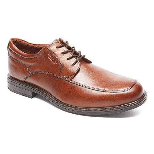 Hommes Antique Rockport Chaussures Tan Dtlii Pour Apron Esntial xSpqU