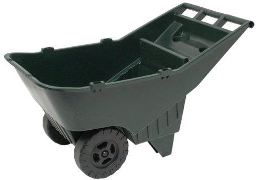 Rubbermaid Lawn Cart 4-3/4 Cu Ft 5.75 Cu Ft 11