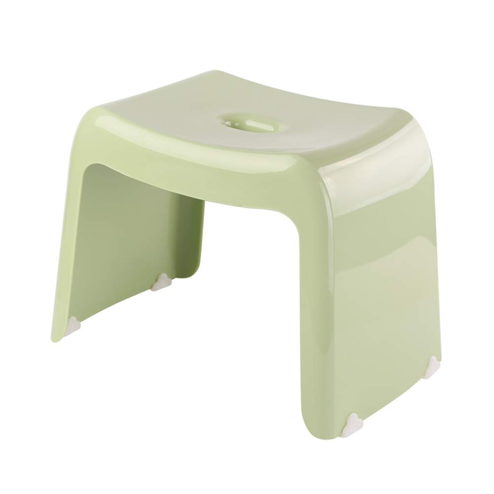 Non Slip Up Step Stool, Ergonomic Toddler Loo Potty Training, Squat Aid for Bathroom, Bedroom,Green by HB Toilet Stool