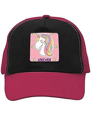 Unisex Cute Unicorn Adjustable Classic Hiphop Hat Baseball Cap Snapback Dad Hat