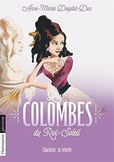 Les colombes du Roi-Soleil 03 : Charlotte, la rebelle, Desplat-Duc, Anne-Marie