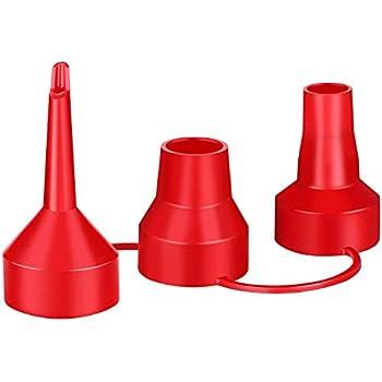 Amazon.com: Blulu - 2 boquillas de repuesto para bomba de ...