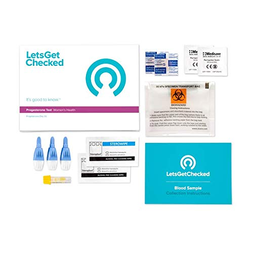LetsGetChecked- at Home Progesterone Ovulation Test by LetsGetChecked (Image #1)
