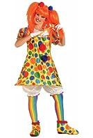 Clown Fishnet Stockings - Adult Std.