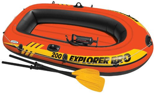 Explorer Inflatable Boat - 7