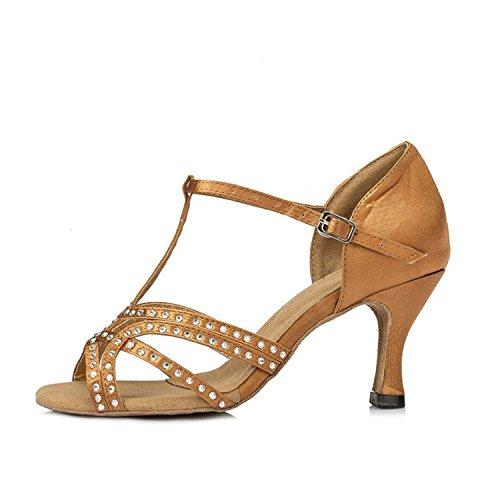 Miyoopark - salón mujer Brown-7.5cm heel