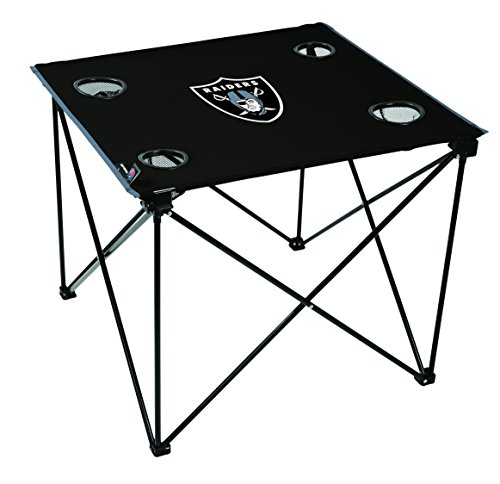 - NFL Oakland Raiders Unisex NFL OS Oakrai TLG8 Delux Tablnfl OS Oakrai TLG8 Delux Tabl, Black, No Size