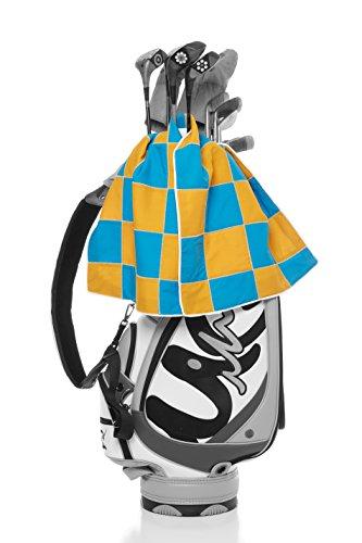 MG - Custom Microfiber Golf Towel - Personalized - Serious Player Towel - SoCal Rival - UCLA - 17