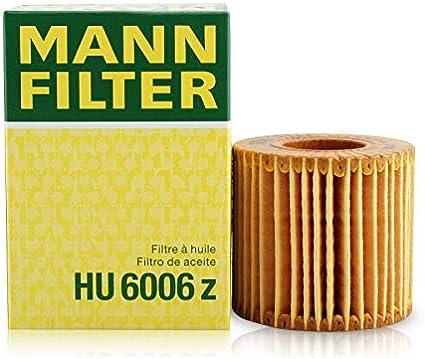 MANN-FILTER HU 6006 Z FILTER