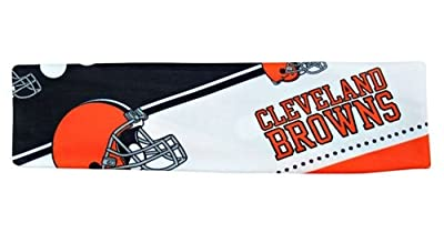 Cleveland Browns Stretch Patterned Headband