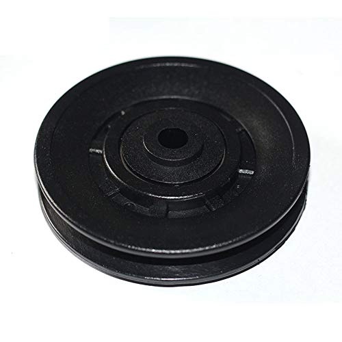 3inches /90mm Universal Nylon Bearing Pulley Wheel Cable Gym Fitness Equipment Part