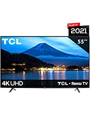 """Pantalla TCL 55"""" 4K Smart TV LED 55S443-MX Roku TV (2021)"""