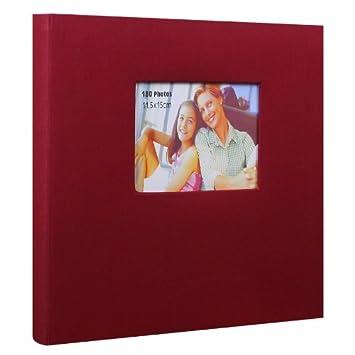 Erica Prestige - Album per foto, autoadesivo, 340 x 330 mm, colore: Beige