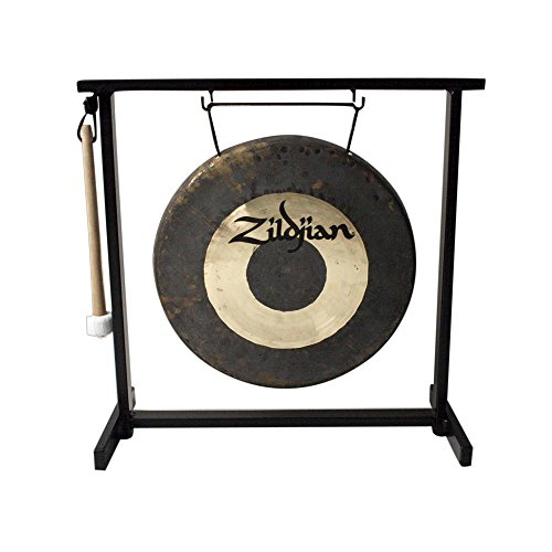 Zildjian Table top Gong Stand Set