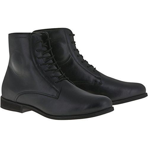 Alpinestars Parlor Men's Waterproof Street Motorcycle Shoes - Black / 9