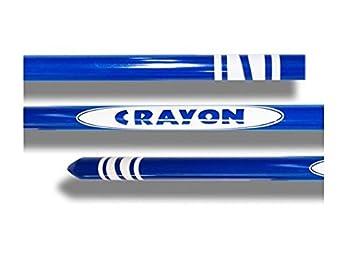 Amazon.com: Apareciendo Lit vela feliz cumpleaños o Crayon ...