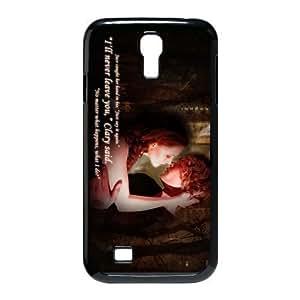 EVA Mortal Instruments Samsung Galaxy S4 I9500 Case,Snap-On Protector Hard Cover for Galaxy S4 WANGJING JINDA