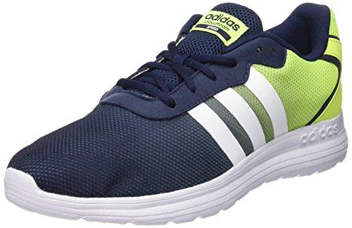 Adidas Cloudfoam Speed AW4909, Zapatillas Hombre, Azul/Blanco, 42