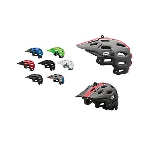 Bell Super Web Bike Helmet (White/Silver, Medium)