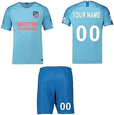 WFhome Camisetas de fútbol Personalizadas del Asociación de Fútbol de Milán Heimatfeld para el hogar de fútbol Personalizadas con Nombres y números de los ...