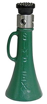 "Simplex SJ2010 Steel and Iron Screw Jack, 20 Ton Sustaining Capacity with 7"" Stroke"