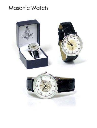 Masonic Watch - 5
