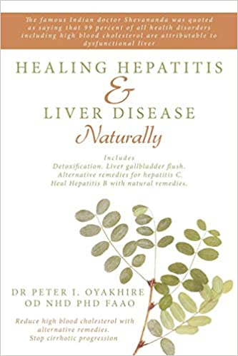 Healing Hepatitis and Liver Disease Naturally