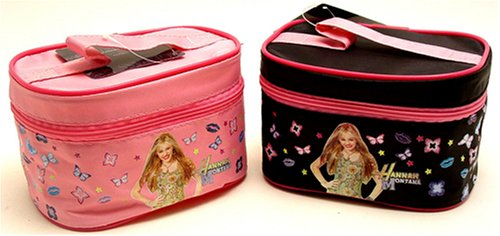 Hannah Montana Cosmetic Case Bag (Set of 2)