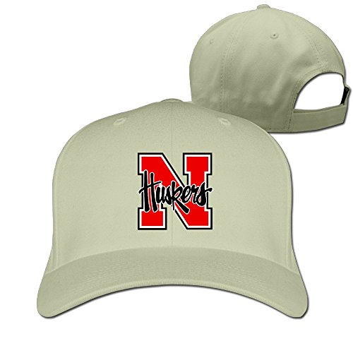 Nebraska Huskers Logo Women's Hats For Men New Style