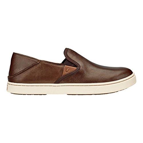 Donna Argilla Pehuea Dk Pelle In Olukai Bronzo Java Sneaker 7OwdqXS