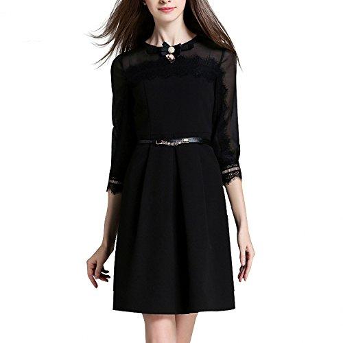 50s style dress tutorial - 6