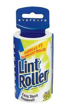 Evercare Lint Roller Refill Picks Up Lint, Dust, Dandruff 60