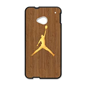 Michael Jordan Logo Ideas Phone Case For HTC One M7 E32869