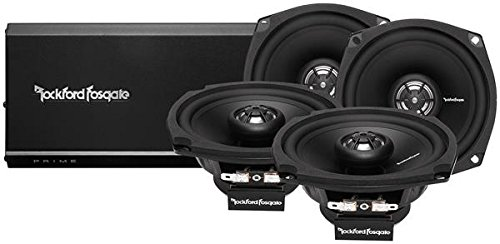 Rockford Fosgate R1 HD4 9813 Motorcycle Amplifier product image