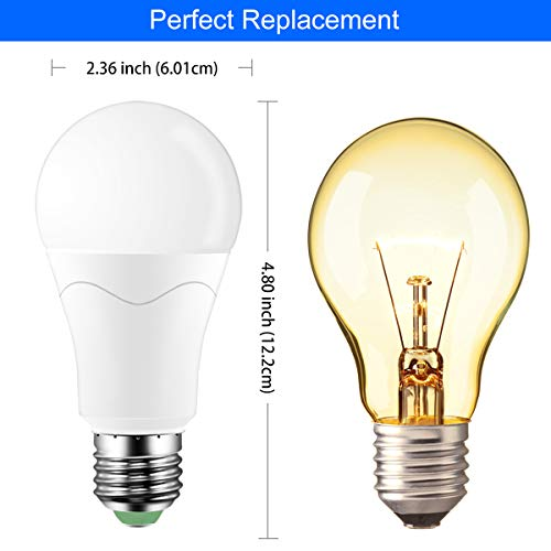 LED Light Bulb 85W Equivalent, Color