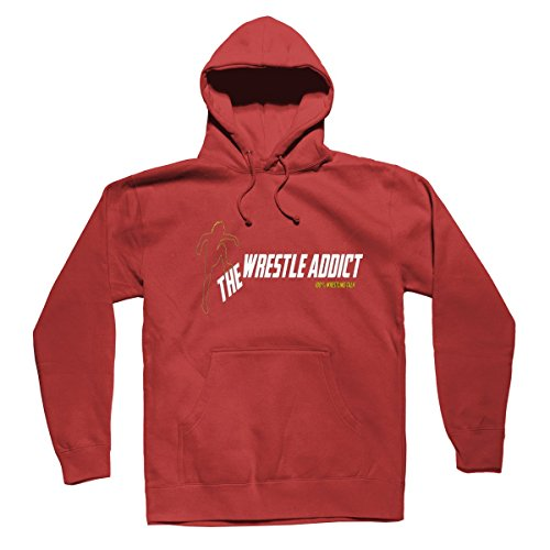 The Wrestle Addict The Curb Stomp WWE Champion Graphic Hoodies Sweater by I Dethrone