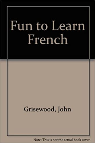 Book Fun to Learn French (English and French Edition)