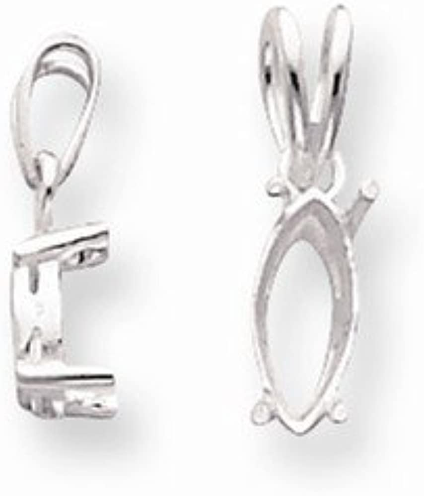 Christopher Medal Jewels By Lux 925 Sterling Silver 29mm St