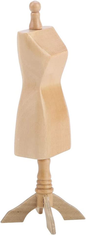 1//12 Miniature stendini per abiti Dollhouse Porta manichino donna Accessori