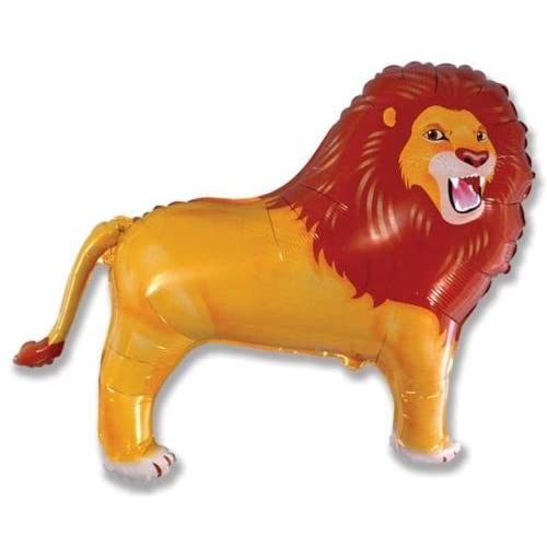 "Lion 26 ""feuille ballon - Jungle Party"