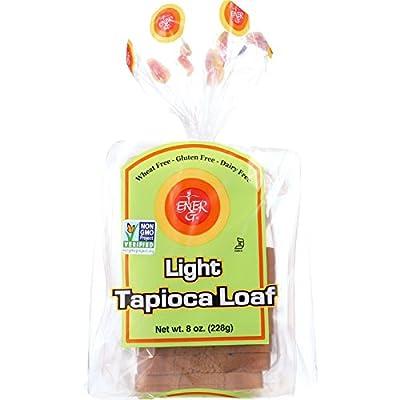 Ener-G Foods Loaf - Light - Tapioca - 8 oz - case of 6