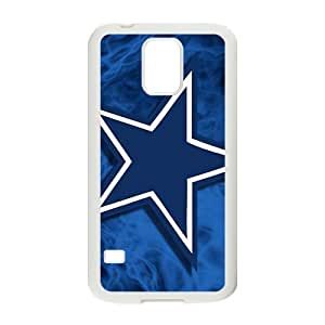 Blue unique star Cell Phone Case for Samsung Galaxy S5