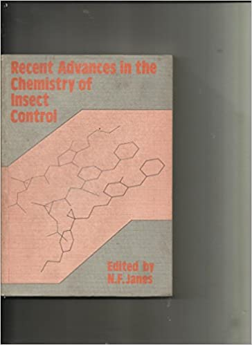 Book Recent Advances in the Chemistry of Insect Control: Vol 1