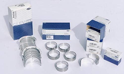 Clevite Rod Main Bearings Cam Bearing Set Moly Rings Chevy 4.8 5.3 1999-2003