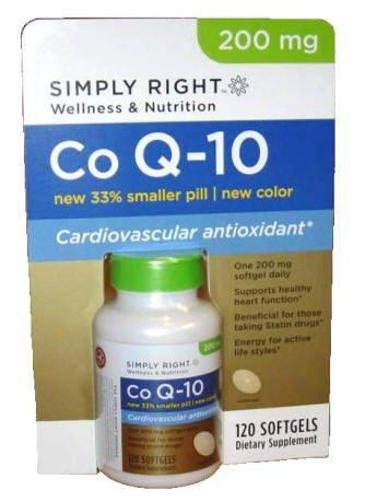 Il suffit droit Co Q-10 200 mg