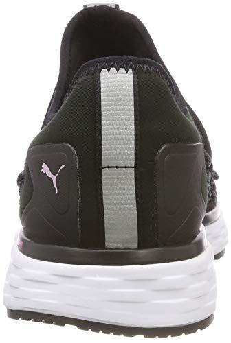 Wn's Chaussures Femme Noir Speed 5 Eu Fusefit Black Puma winsome Running De 02 Orchid 42 YqECww